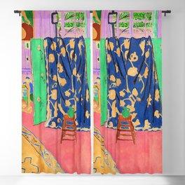 Henri Matisse The Pink Studio II Blackout Curtain