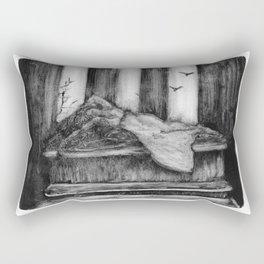 Funerary Rectangular Pillow