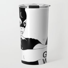 Ghost World Travel Mug