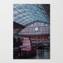London Love Canvas Print