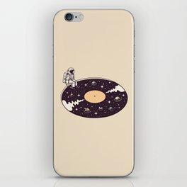 Cosmic Sound iPhone Skin