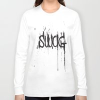 swag Long Sleeve T-shirts featuring SWAG by John D'Amelio
