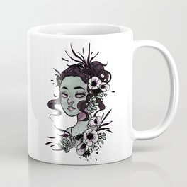 Obsidian Coffee Mug