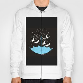 Umbrella Birds Hoody