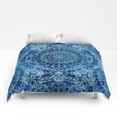Boho Pool Mandalas Comforters