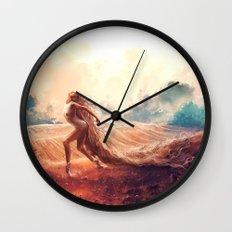 ARIES from the Dancing Zodiac Wall Clock
