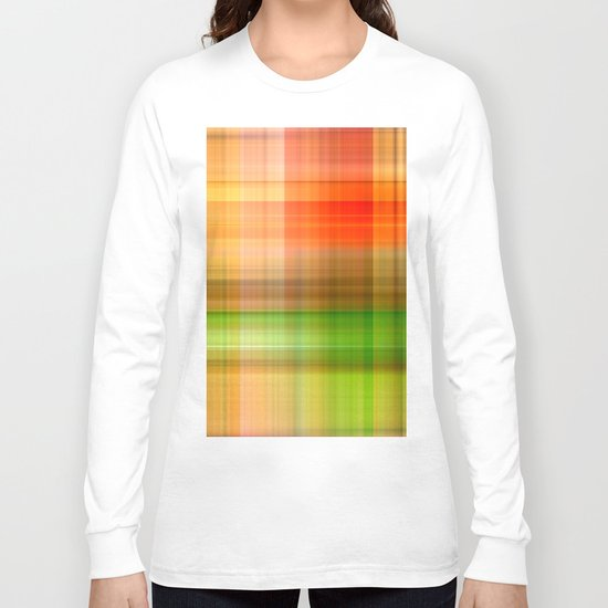 Pattern III Long Sleeve T-shirt