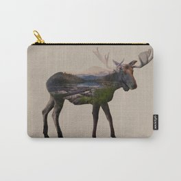 The Alaskan Bull Moose Carry-All Pouch