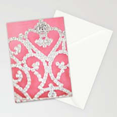 Always wear your invisible Crown Stationery Cards