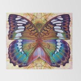 Intrinsic Transformation Throw Blanket