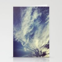 mexican Stationery Cards featuring Mexican sky by Olivier P.