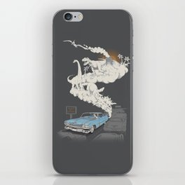 Fossils Refueled iPhone Skin