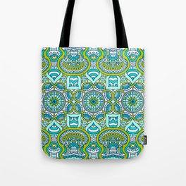 Gren Boho Pattern Tote Bag
