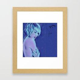 Wash It Away (part 3 of 3) Framed Art Print