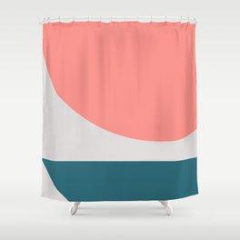 Geometric Form No.8 Shower Curtain