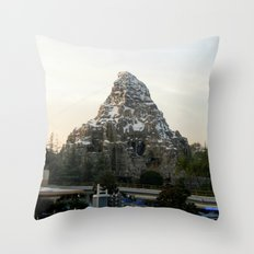 Matterhorn Throw Pillow