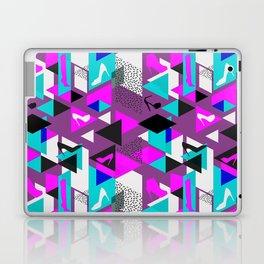 High Heels Geometric Pattern Laptop & iPad Skin