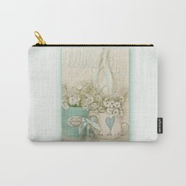 Fluers  Carry-All Pouch