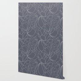 Breakfast Tea - Blue Wallpaper