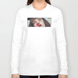 Mia Wallace Long Sleeve T-shirt