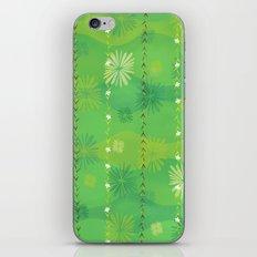 Vines iPhone & iPod Skin