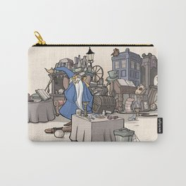 Collection of Curiosities Carry-All Pouch