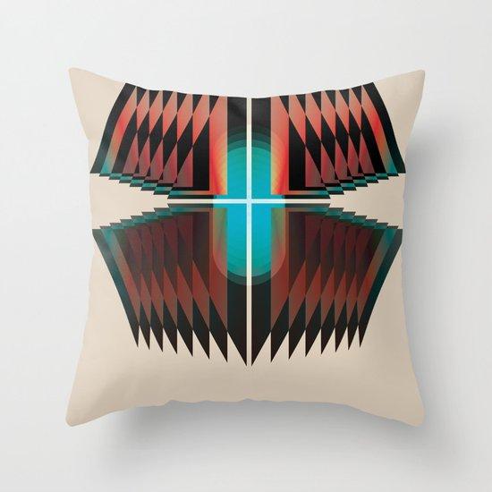 zWzWzW Throw Pillow