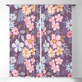 Roses 7780 Blackout Curtain