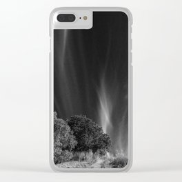 Magic in the Hills Behind My House (Horizontal) Clear iPhone Case