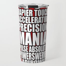 20 Years of Predator Travel Mug