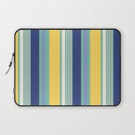 Sunny Beach Print Laptop Sleeve