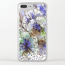 Barroco Clear iPhone Case