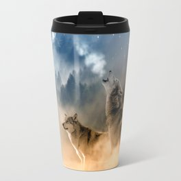 Moonrise Howl Travel Mug