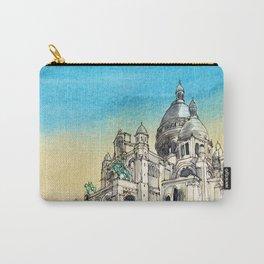 Basilica Sacre Coeur Montmartre Paris Carry-All Pouch