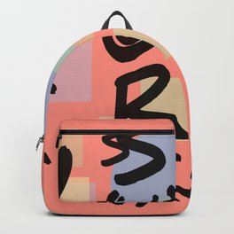 Surf- The Four Letter Word Backpack