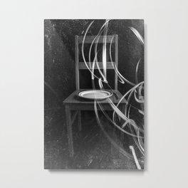 Condemned to oblivion / Condenado al olvido Metal Print