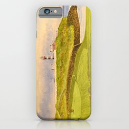 Old Head Golf Course 17th Hole iPhone Case