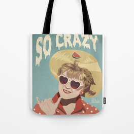 JESS IS SO CRAZY Tote Bag