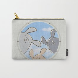 hello, are you there? Carry-All Pouch