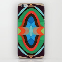 All The Inner Worlds iPhone Skin