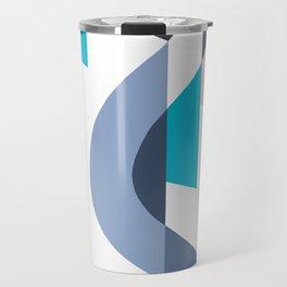SUISSE - Art Deco Modern: MIAMI DECO Travel Mug