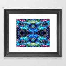 .jipse. Framed Art Print