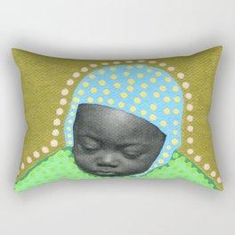 Acquiring Superpowers Rectangular Pillow