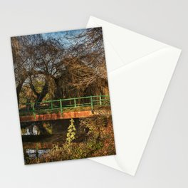 The River Pang At Tidmarsh Stationery Cards