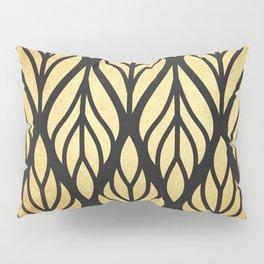 Golden pattern I Pillow Sham