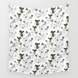 bees knees Wall Tapestry