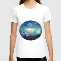 ballet T-shirts featuring Ballet by Cs025