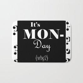Monday Bath Mat