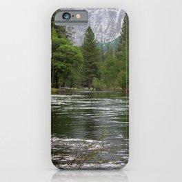 Yosemite Merced River iPhone Case