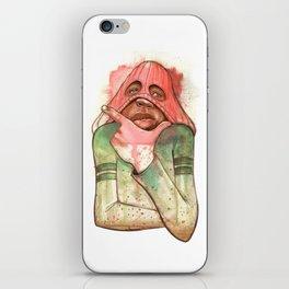 HEY HEY HEY iPhone Skin